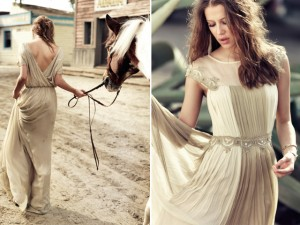 Les robes en dentelle robes de mousseline de soie dans mode et défilé bdba-18-300x225